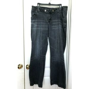 Venezia  Jeans Red Triangle Plus Size 3  38 X 31